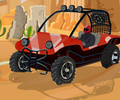 GAMES DUNE BUGGY RACING